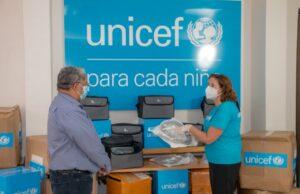 UNICEF entrega al SNS ventiladores