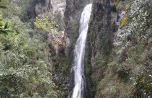 Salto de Aguas Blancas en Costanza
