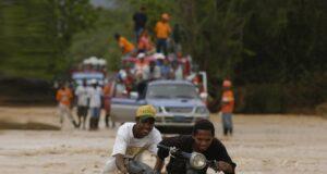 riesgos de desastres